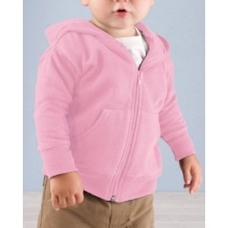INFANT FLEECE FULL ZIP SWEATSHIRT