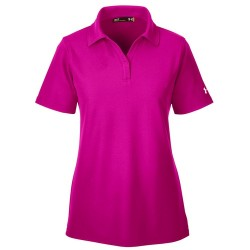 LADIES UNDER ARMOUR POLO