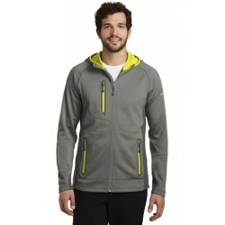 Eddie Bauer Sport Hooded Full-Zip Fleece Jacket