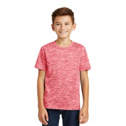 Sport-Tek Youth PosiCharge® Electric Heather Tee