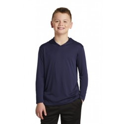 Sport-Tek Youth PosiCharge Competitor Hooded Pullover